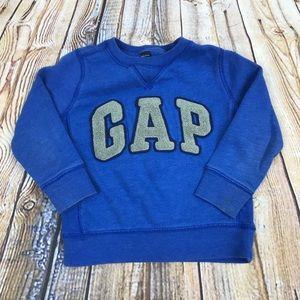 3/$12 Gap 3T sweatshirt